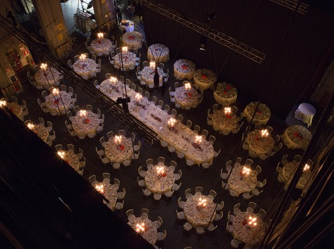 tavoli lusso banqueting guido guidi firenze