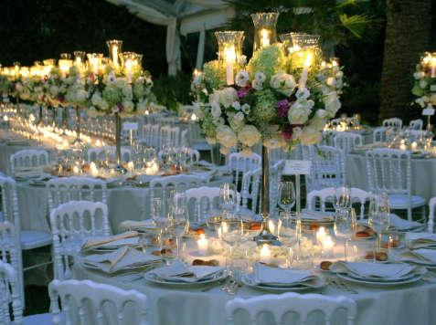 matrimonio centro tavola firenze guido guidi ricevimenti