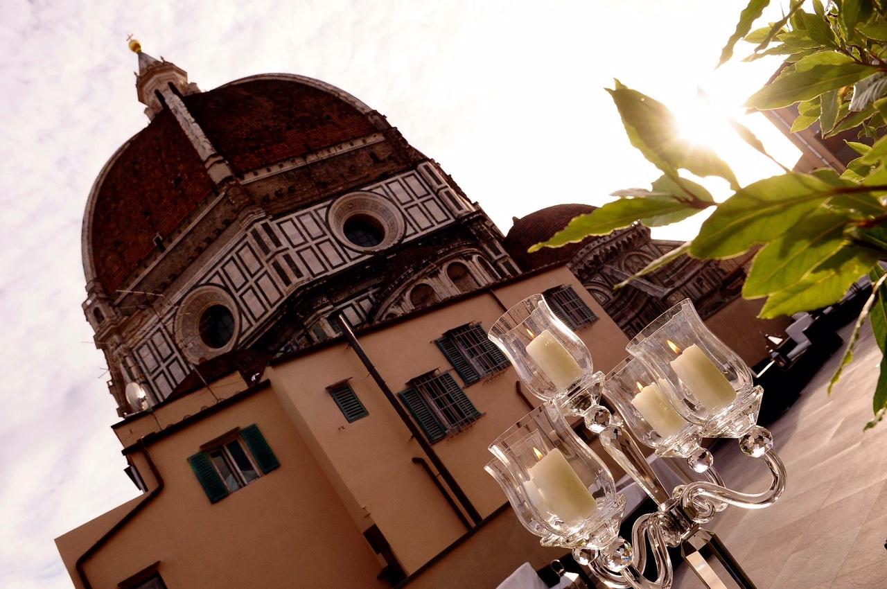 Terrazza Del Museo Del Duomo Guido Guidi Ricevimenti Firenze
